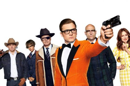 Review Film Kingsman: The Golden Circle (2017)