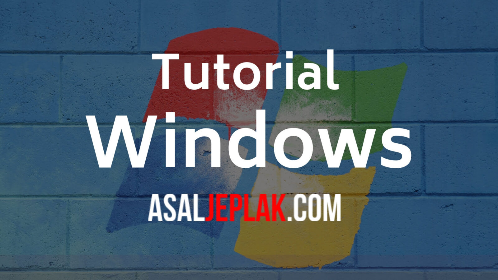 tutorial-windows